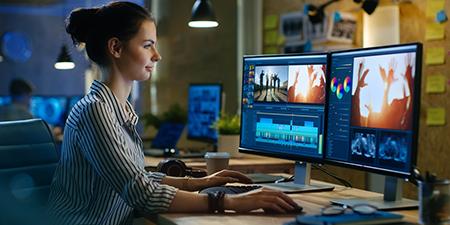 Visual Data Media Services