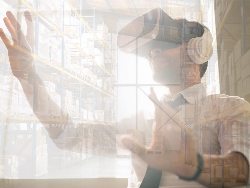 Augmented Reality For Ecommerce, Warehousing And Supply Operations