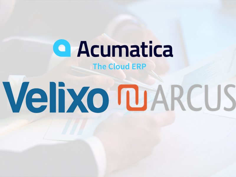 Velixo Excel-based reporting for Acumatica