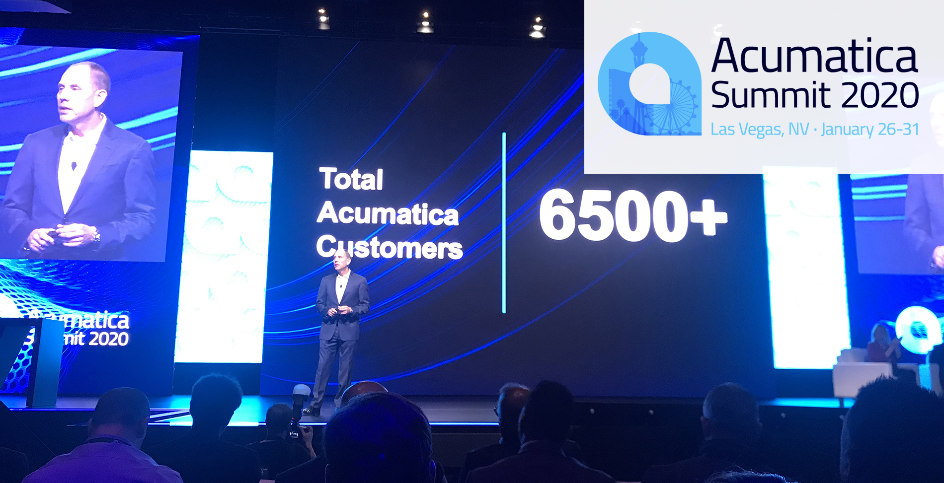 Day 1 Acumatica Summit 2020 Keynotes